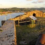 Escale à Sainte Lucie Le Parc national de Pigeon Island