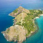 Escale à Sainte Lucie Pigeon Island