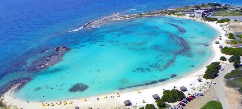 Escale à Aruba Baby Beach
