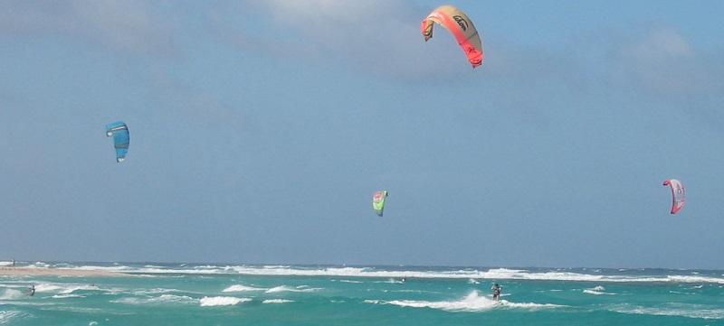 Escale à Aruba Bachelor s Beach