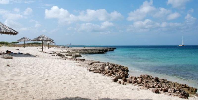 Escale à Aruba Boca Catalina Beach