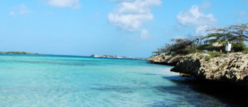 Escale à Aruba Mangel Halto Beach