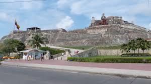Escale Carthagène (Colombie) La forteresse San Felipe de Barajas