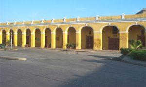Escale Carthagène (Colombie) Las bóvedas