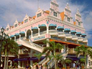 Shopping à Aruba le royal plaza mall