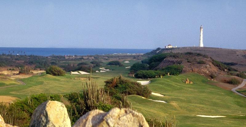Escale à Aruba tierra del sol resort & golf