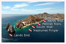Excursion Costa Cabo San Lucas DOUBLE PLONGÉE POUR CONFIRMÉS
