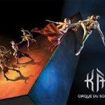 Escale à Los Angeles Excusion costa Cirque du Soleil KA