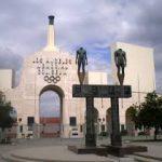 Escale à Los Angeles Excusion costa Memorial Coliseum