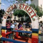 Escale à Los Angeles Excusion costa Olvera Street