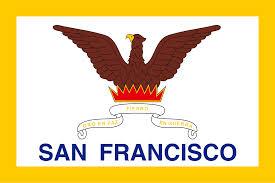 Drapeau San Francisco