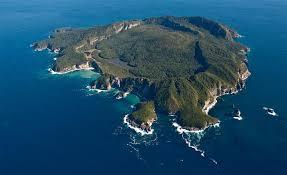 Escale Tauranga Nouvelle-zelande Tuhua Island