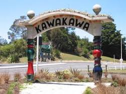 Escale bay of islands Kawakawa