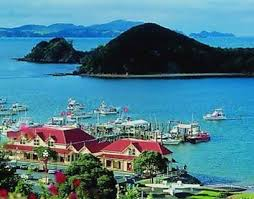 Escale bay of islands Paihia