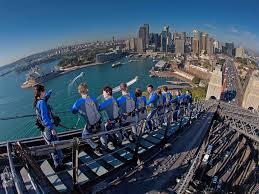 Escale Sydney BridgeClimb