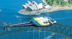 Escale Sydney Tour en hélicoptère