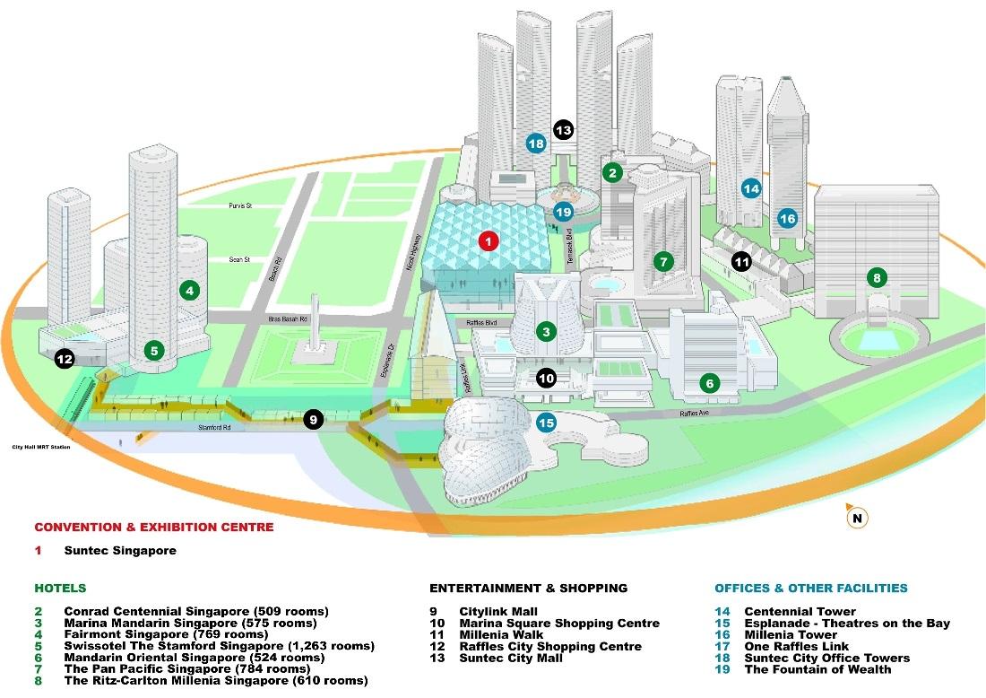 Assez Escale à Singapour (Singapour)   Croisière Tour du monde  HY39