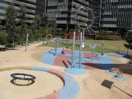 Docklands Park Melbourne