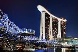 Singapour Marina Bay Sands