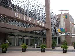 Singapour Millennia Walk