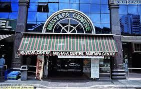 Singapour Mustafa Centre