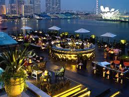 Singapour Sky Bar