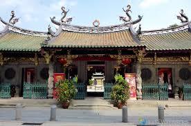 Singapour Thian Hock Keng Temple