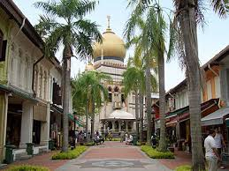 Singapour kampong Glam