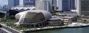 The Esplanade – Theatres on the Bay Singapour