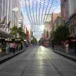 Bourke Street Mall