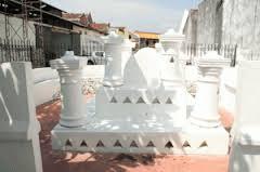 Hang Kasturi Mausoleum melaka