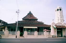 Tranquerah Mosque Melaka