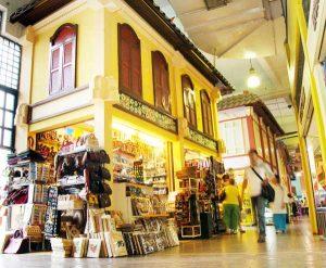 melaka central market