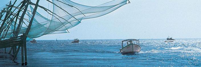 Excursion Costa croisière à Cochin inde