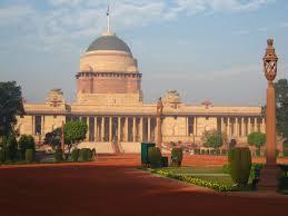 Rashtrapati Bhavan India