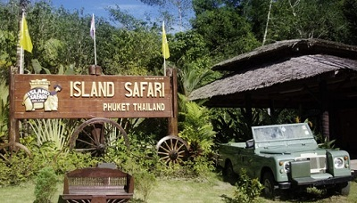 Safari Island Phuket