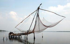 filets de pêche chinois Cochin