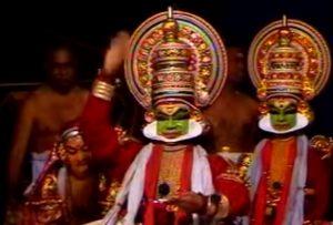 spectacle Kalaripayatu & Kathakali