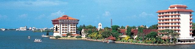 Escale a Cochin - Kochi Inde