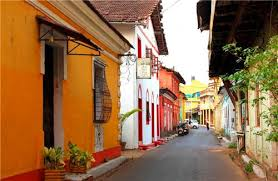 Quartier Fontainhas Goa