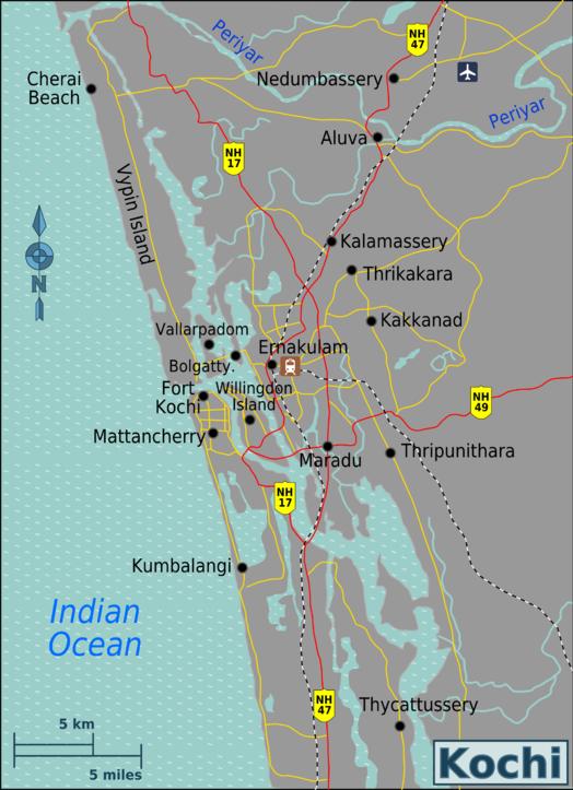 Region de Cochin