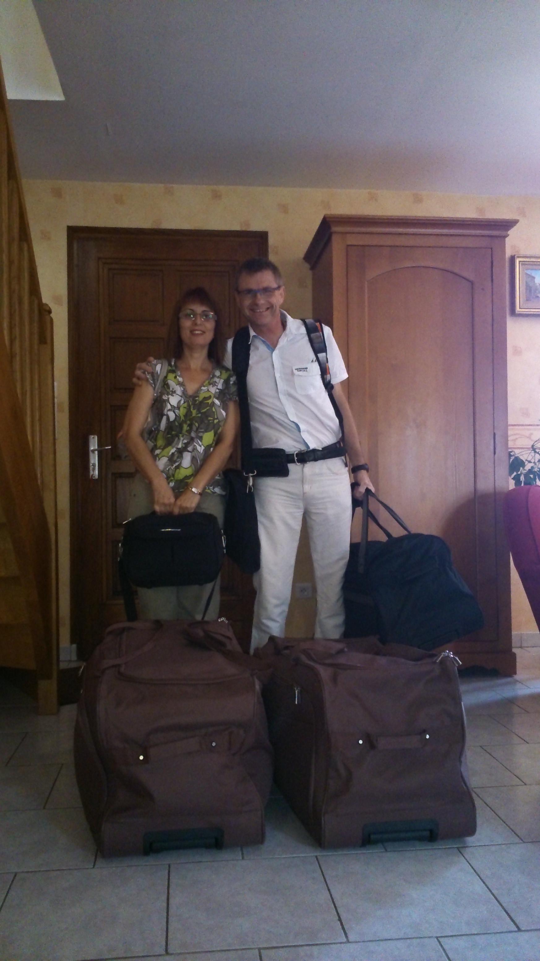 Le départ du domicile