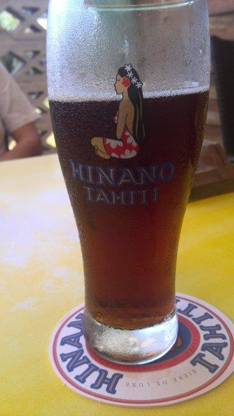 Bière Hinano-Tahiti