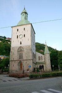 Eglise korskirken bergen