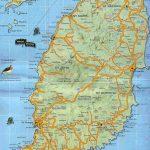 Carte Île de la Grenade