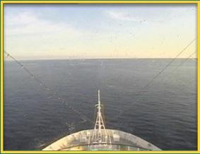 Le costa Luminosa en route pour son nouveau tour du monde 2016
