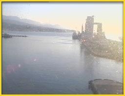 Webcam arrière du Luminosa à Savone