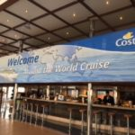 Croisière Tour du Monde Australe 2017 Grand Bar Costa Luminosa