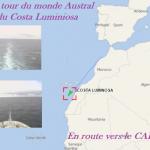 Croisière tour du monde Austral 2017 En route pour Mindelo au Cap Vert