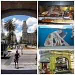 Croisière tour du monde Austral 2017 Claudine et Jean Luc escale à Montevideo en Uruguay